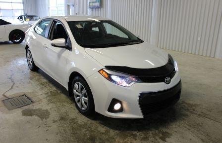 2014 Toyota Corolla S AC GR-Électrique Bluetooth #0