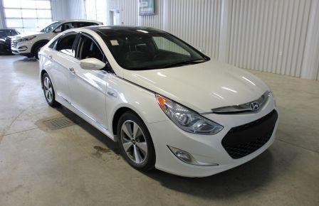 2012 Hyundai Sonata Hybrid Cuir Toit Panoramique Bluetooth #0