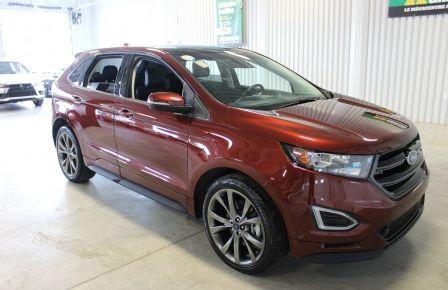 2016 Ford EDGE Sport 2.7T AWD (Cuir-Toit Pano-Nav-Mags) #0