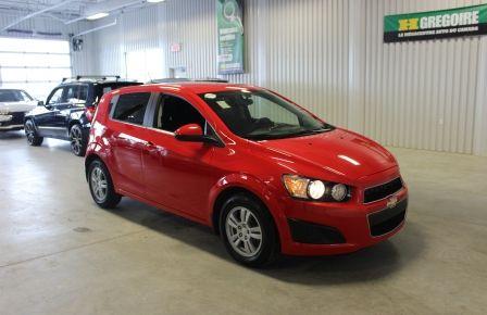2015 Chevrolet Sonic LT A/C Gr-Électrique (Mags-Cam-Bluetooth) #0