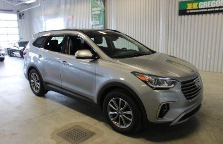 2017 Hyundai Santa Fe Premium 7 PASSAGE A/C Gr-Électrique #0