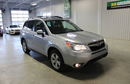 2014 Subaru Forester 2.5i Limited AWD (Toit Double-Cam-Mags) #0