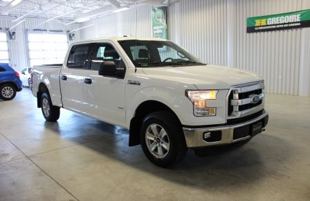 2016 Ford F150 XLT Ecoboost 4X4 CREW (Mags-Cam-Bluetooth) #0