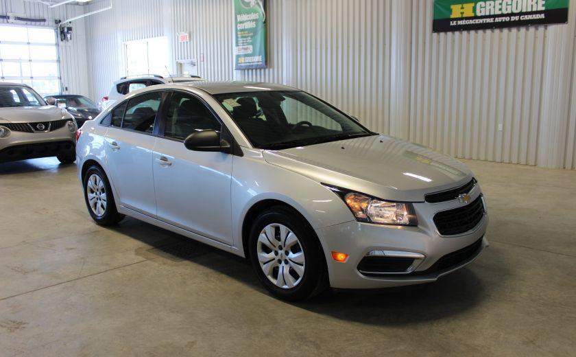 2015 Chevrolet Cruze 2LS  A/C Gr-Électrique (Bluetooth) #0