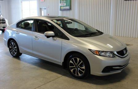 2014 Honda Civic EX A/C Gr-Électrique ( Toit-Cam) #0