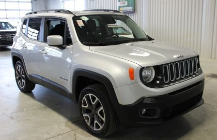 2015 Jeep Renegade North 4x4 Mags A/C Gr-Électrique Bluetooth #0