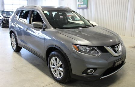 2016 Nissan Rogue SV Awd Mags-Toit Ouvrant-Caméra-Bluetooth #0