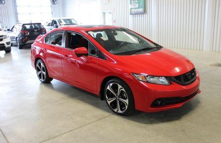 2015 Honda Civic A/C Gr-Electrique (Mag-Toit-Nav) #0