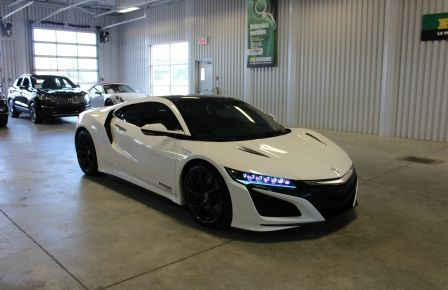 2017 Acura NSX Awd Groupe Technologie bluetooth #0