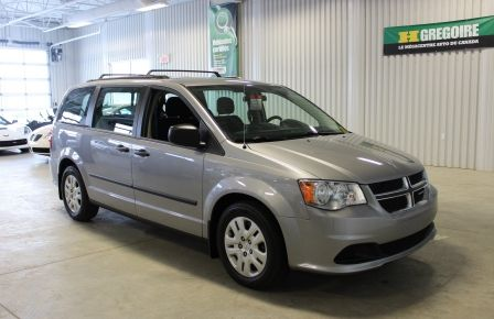 2016 Dodge GR Caravan Canada Value A/C Gr-Électrique #0