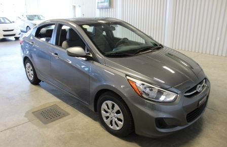 2016 Hyundai Accent GL A/C Gr-Électrique Bluetooth #0