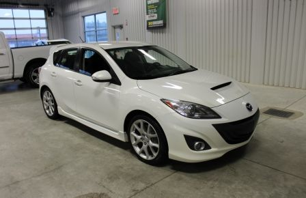 2012 Mazda MazdaSpeed 3  A/C Gr-Électrique Bluetooth #0
