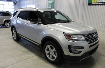 2017 Ford Explorer XLT AWD Cuir-Toit pano-Mag-Camera #0