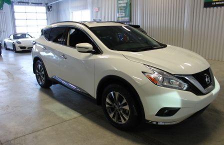 2017 Nissan Murano SV Awd Toit Ouvrant-Navigation-Caméra-Bluetooth #0