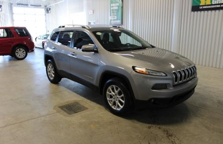 2016 Jeep Cherokee North 4X4 Caméra-Bluetooth-Sièges/volant chauffant #0