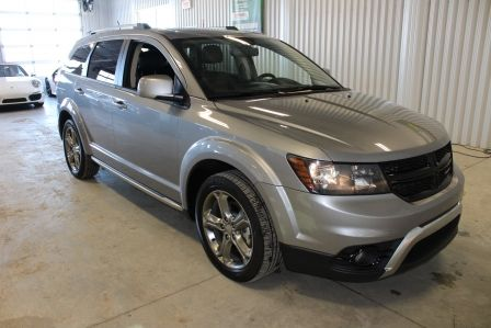 2017 Dodge Journey Crossroad DVD CUIR TOIT MAGS 7 PASSAGERS #1