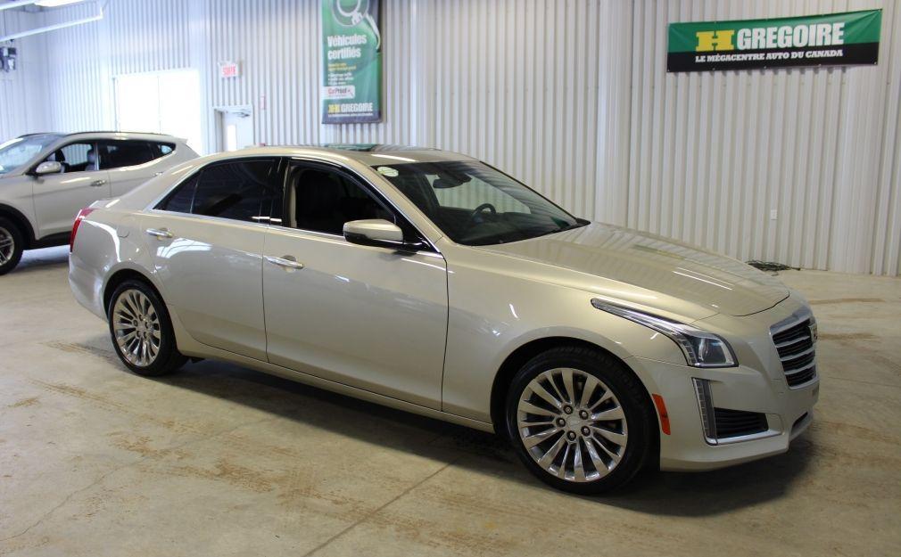 2015 Cadillac CTS Luxury AWD(cuir-toit-navi) #0