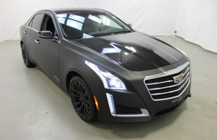 2015 Cadillac CTS Luxury Awd Cuir Toit-Ouvrant Navigation #0