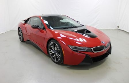 2017 BMW i8 PROTONIC RED EDITION #0