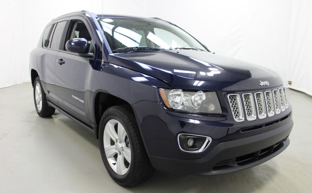 2016 Jeep Compass High Altitude 4X4 Cuir Toit-Ouvrant Mags #0