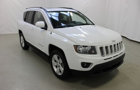2016 Jeep Compass High-Altitude 4x4 Cuir Toit-Ouvrant Mags #0