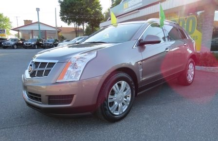 2012 Cadillac SRX  Luxury AUT AWD A/C MAGS CUIR TOIT PANO GR ELECTRI #0