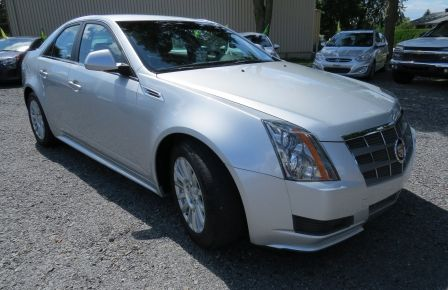 2010 Cadillac CTS 4dr Sdn 3.0LRWD AUT A/C MAGS CUIR GR ELECTRIQUE #0