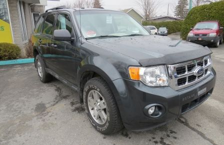2009 Ford Escape XLT AUT AWD V6 A/C MAGS GR ELECTRIQUE #0