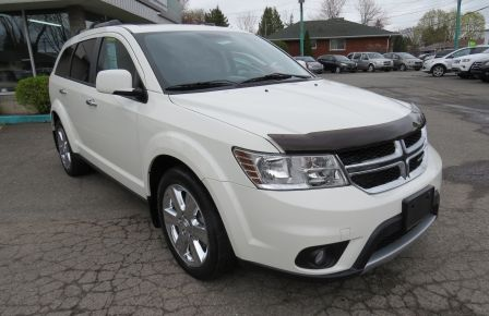 2013 Dodge Journey R/T AUT AWD A/C CUIR MAGS CAMERA BLUETOOTH GR ELEC #0