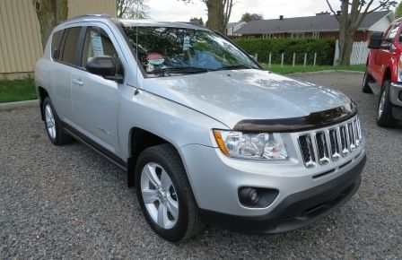 2012 Jeep Compass Sport NORTH EDITION AUT AWD A/C MAGS GR ELECTRIQUE #0