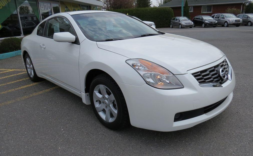 2009 Nissan Altima 2.5 S AUT A/C MAGS CUIR TOIT BLUETOOTH GR ELECTRIQ #0