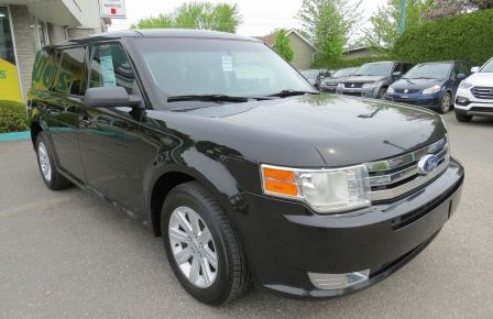 2012 Ford Flex SE AUT FWD A/C MAGS BLUETOOTH GR ELECTRIQUE #0