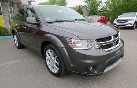 2014 Dodge Journey R/T AUT AWD CUIR MAGS CAMERA TOIT GPS NAVI ET PLUS #0