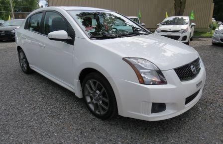 2012 Nissan Sentra SE-R AUT A/C MAGS CAMERA TOIT GR ELECTRIQUE #0
