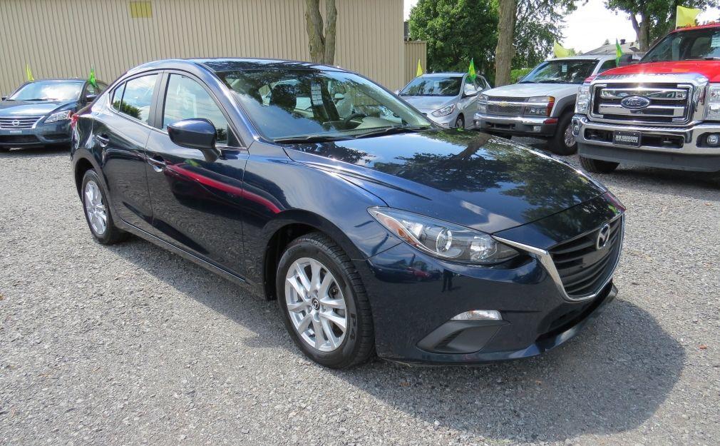 2015 Mazda 3 GS MAN A/C MAGS CAMERA BLUETOOTH GR ELECTRIQUE #0
