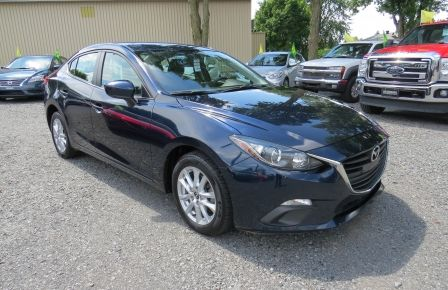 2015 Mazda 3 GS MAN A/C MAGS CAMERA BLUETOOTH GR ELECTRIQUE #0