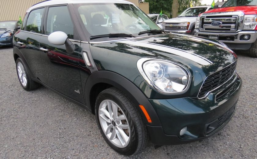 2014 Mini Cooper COUNTRYMAN S AWD AUT A/C MAGS TOIT BLUETOOTH ECT.. #0