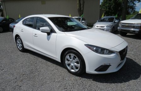 2015 Mazda 3 GX A/C MAN BLUETOOTH GR ELECTRIQUE #0