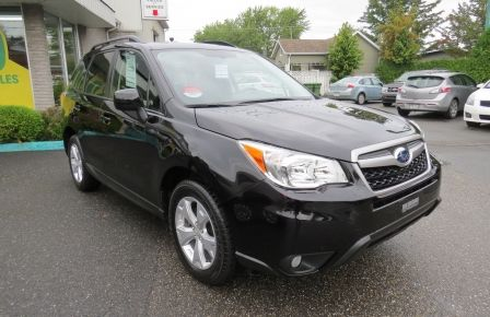 2015 Subaru Forester TOURING AUT AWD A/C MAGS CAMERA TOIT BLUETOOTH #0
