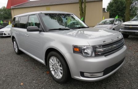 2013 Ford Flex SEL AUT FWD 7 PASS A/C MAGS CAMERA BLUETOOTH #0