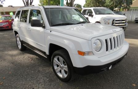 2012 Jeep Patriot NORTH AWD AUT A/C MAGS GR ELECTRIQUE #0