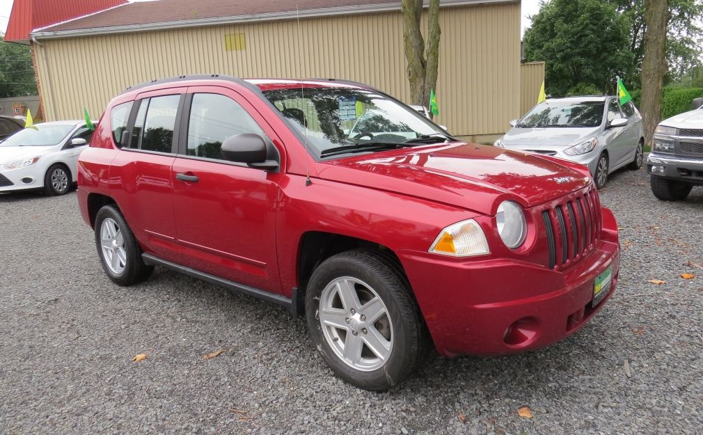 2010 Jeep Compass Sport MAN FWD MAGS ABS #0