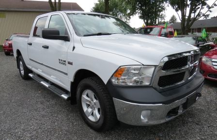 2015 Ram 1500 ST AUT 4X4 A/C MAGS CAMERA BLUETOOTH GR ELECTRIQU #0