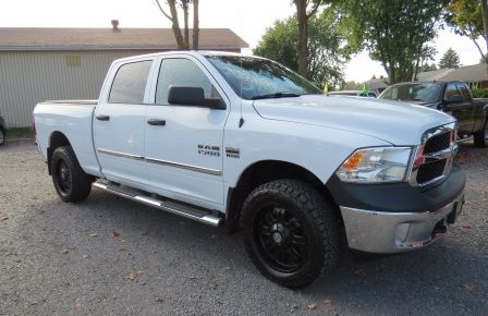 2015 Ram 1500 ST MAGS LIFT KIT CAMERA BLUETOOTH GR ELECTRIQU #0