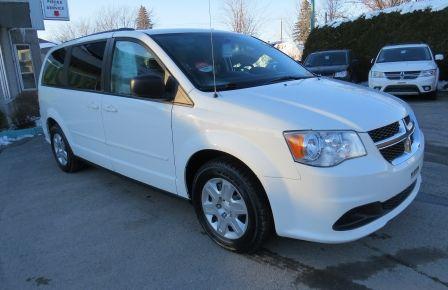 2012 Dodge GR Caravan SE AUT A/C STOW N GO BLUETOOTH GR ELECTRIQUE #0