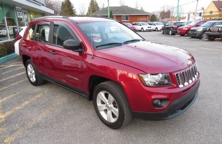 2016 Jeep Compass Sport AUT FWD A/C MAGS CRUISEABS #0