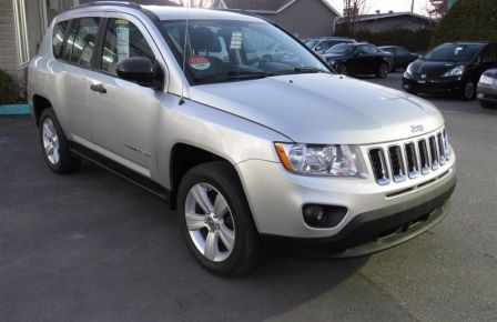 2011 Jeep Compass Sport A/C CRUISE MAGS #0