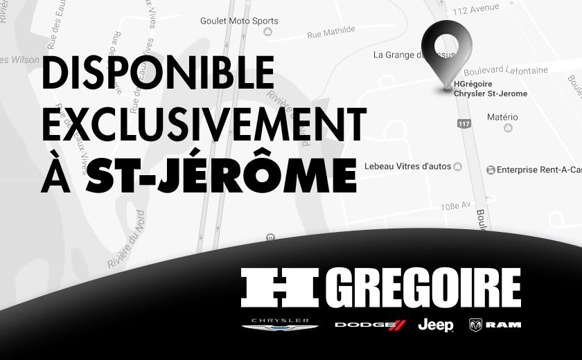 HGrégoire Chrysler Lafontaine