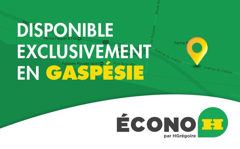 HGrégoire Gaspésie