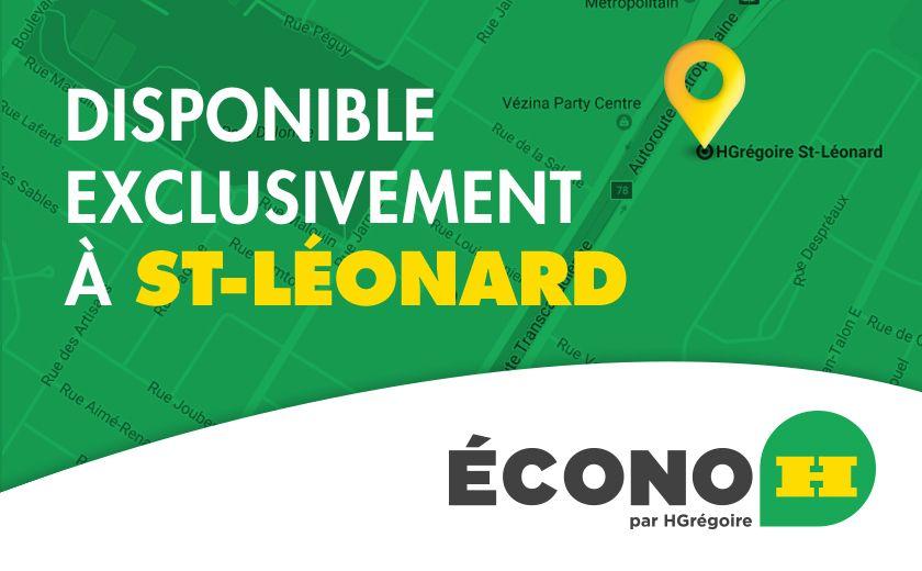 HGrégoire St-Léonard
